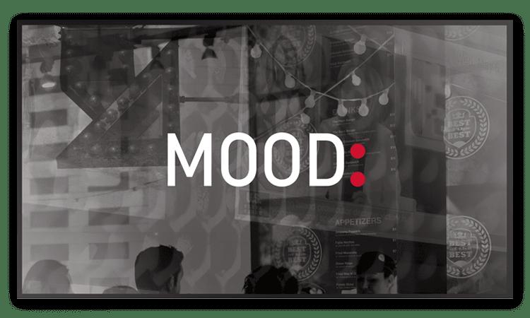 Mood Digital Signage Software and hardware